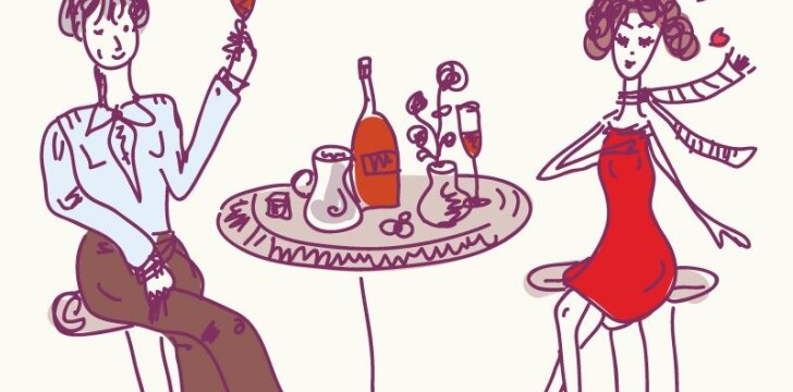 Valentino diena - metas ne išbandymams, o santykių sutvirtinimui.