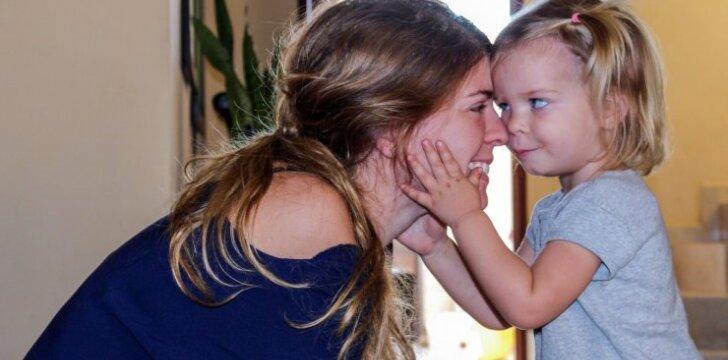 Laimingos mamos TAI daro kasdien: 6 priesakai jums