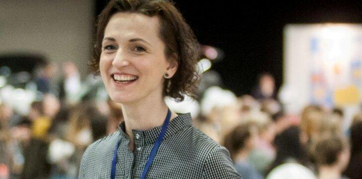 Kristina Savickytė-Damanskienė: kol netampi mama, tol savęs iki galo nepažįsti