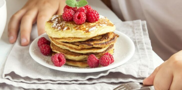 R. Bogušienė rekomenduoja: 5 sveikatai palankių blynų receptai
