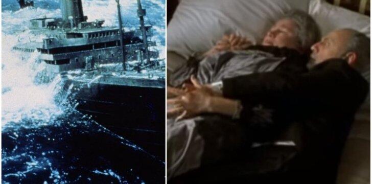 Tikroji Titaniko poros istorija: kas buvo tie du senukai, pasirinkę mirtį drauge