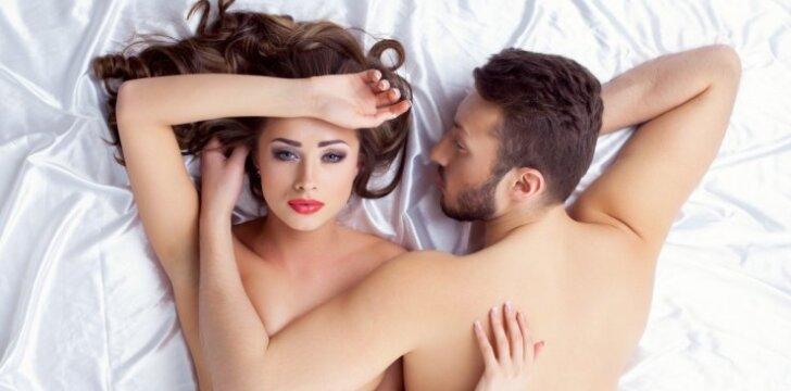 Ką apie vyrą išduoda jo mėgstamiausia sekso poza