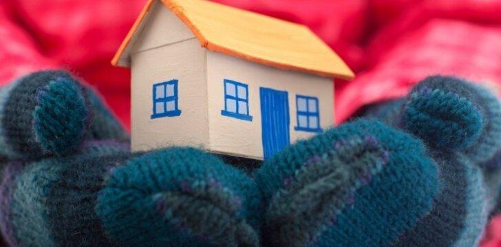 šiltas namas
