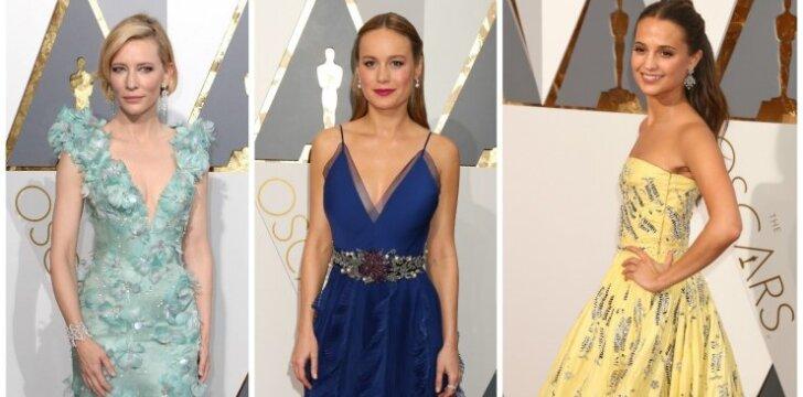Įkvėpta Oskarų ceremonijos, 6 metų mergaitė nustebino internautus