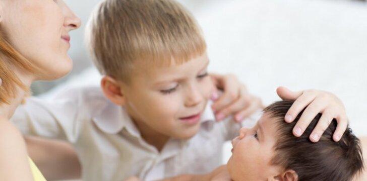 Interviu su vaikų ligų gydytoja apie alergiją ir mitybą