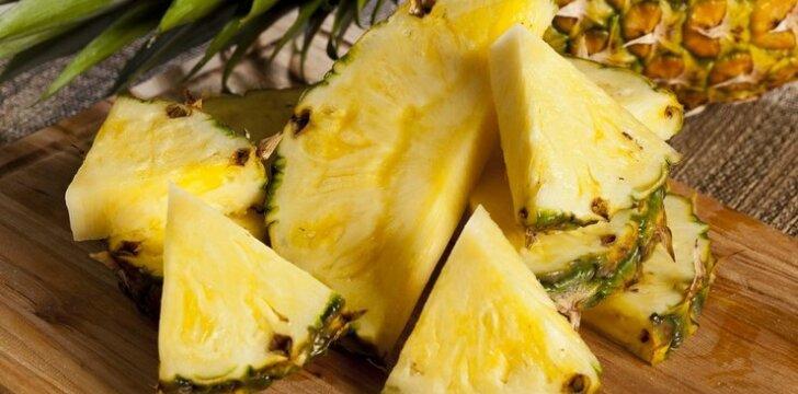 Ananasų ir kokoso marinatas