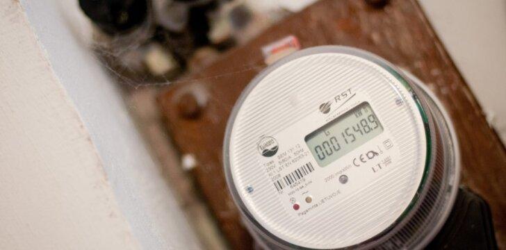 Elektros skaitiklis suksis lėčiau, jei pradėsite sistemingai taupyti