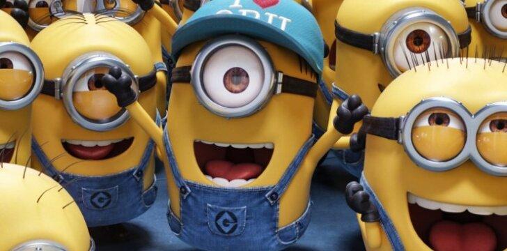 TAVO VAIKAS kviečia į šeimos savaitgalį kine su animacine komedija BJAURUSIS AŠ 3