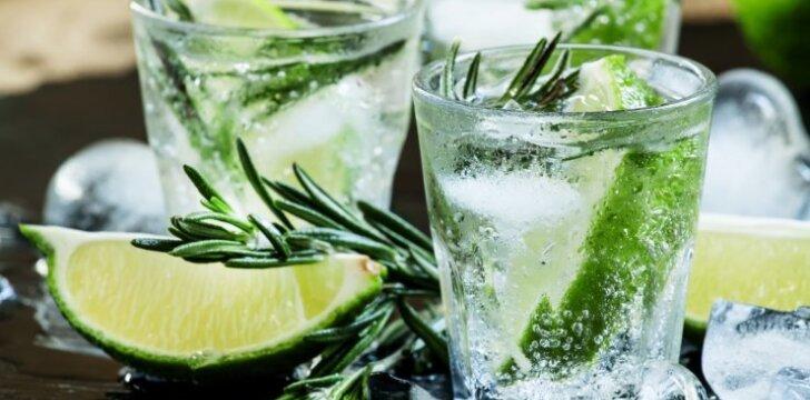 Pirmoji pagalba nuo pagirių: slaptas <em>putojančio gėrimo</em> receptas