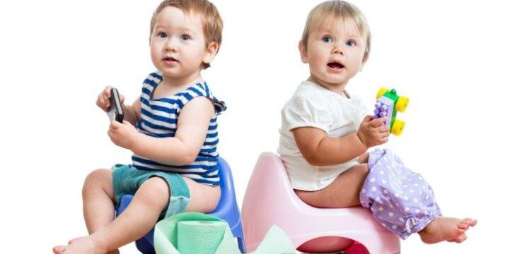 Kaip neskausmingai atpratinti vaiką nuo sauskelnių