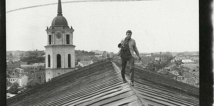 Tragiško likimo legendinis fotografas V. Luckus kūrė lietuvišką Tvin Pyksą
