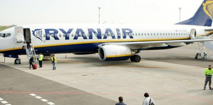 """Atmintinė keliaujantiems su """"Ryanair"""""""