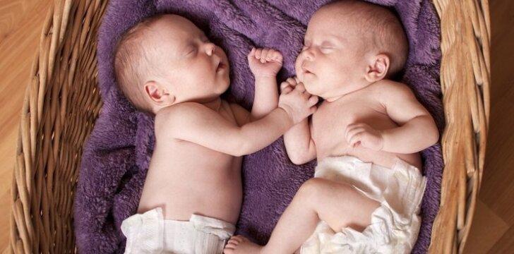 """Iš karto po gimimo dvynukai susikibo rankomis <sup style=""""color: #ff0000;"""">FOTO</sup>"""