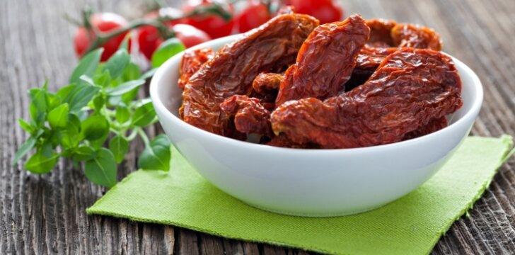 Džiovinti pomidorai