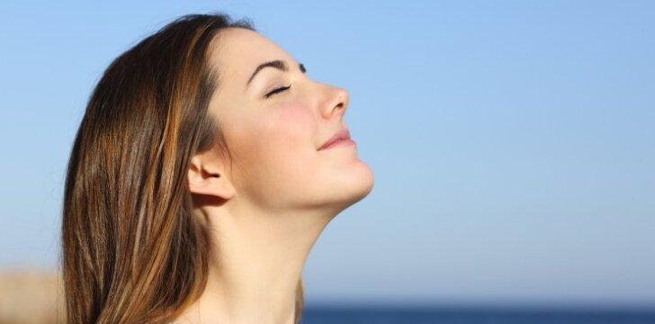 Pilvinis ar diafragminis kvėpavimas yra sveikiausias?