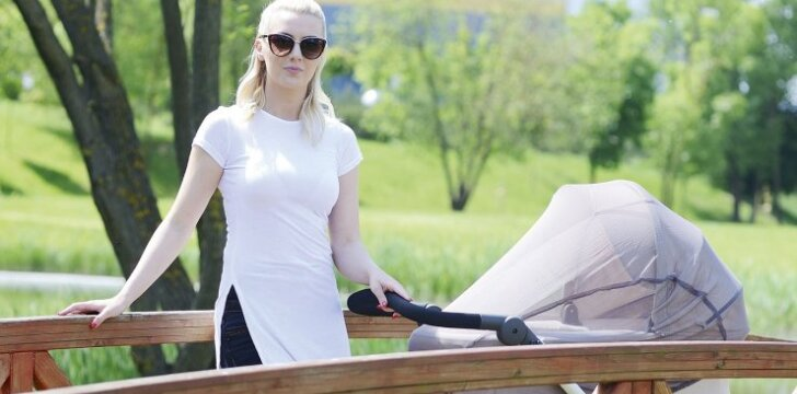Atviras interviu su Monika Šedžiuviene: visada troškau tapti mama