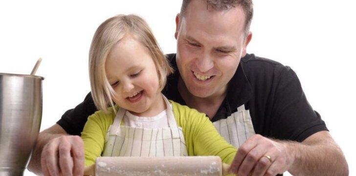 Kurie Zodiako ženklai yra šaunūs tėčiai, o kurie - šiaip sau?