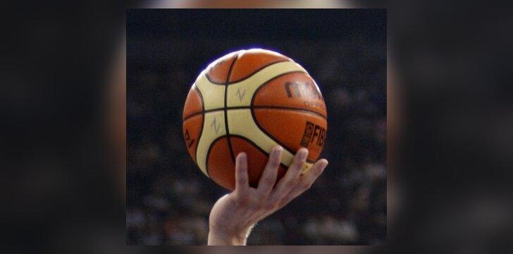 Krepšinis, kamuolys