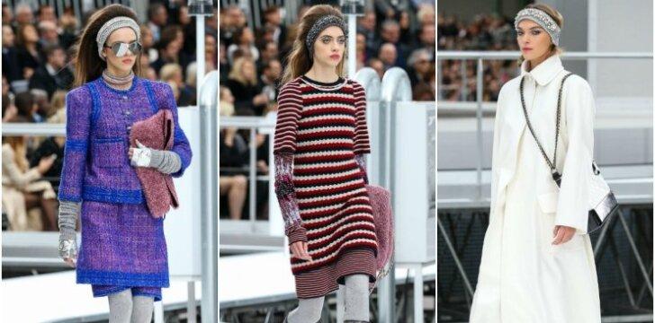 5 CHANEL tendencijos stilingoms moterims