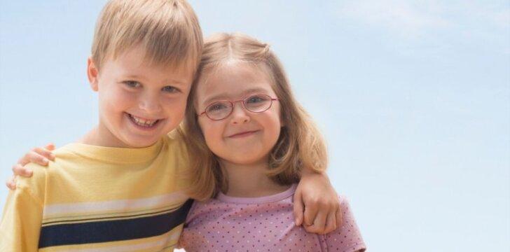 Kaip vaiko IQ priklauso nuo to, kelintas šeimoje gimė