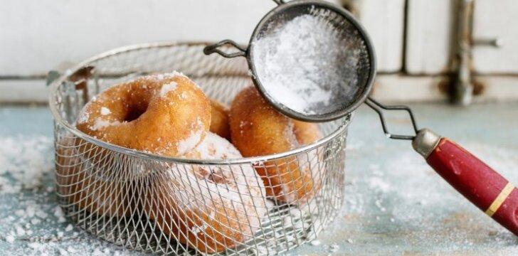 Cukraus ir druskos perteklius - ne tik papildomi kilogramai, bet ir rimtos sveikatos problemos