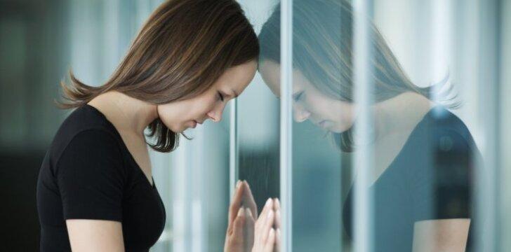 Dar kartą apie depresiją: antidepresantai nėra vaistas, kuris tinka visiems