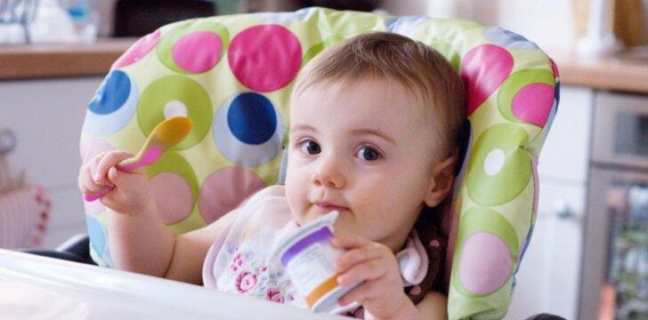 Verdame pirmą košę kūdikiui: kokia ji turi būti
