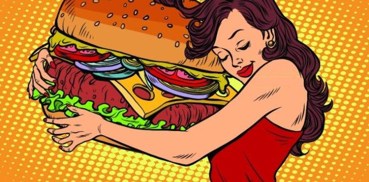 Kalorijų spąstai namuose: nejauti, bet jų dėka suvalgai daugiau