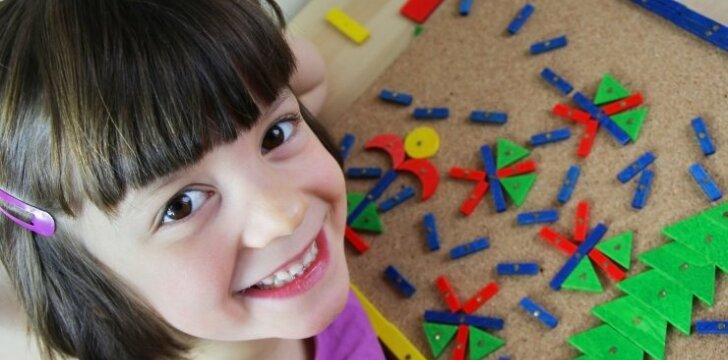 4 Montessori metodo ypatumai, kuriuos verta žinoti kiekvienai mamai ir tėčiui