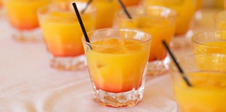 Apelsininis kokteilis