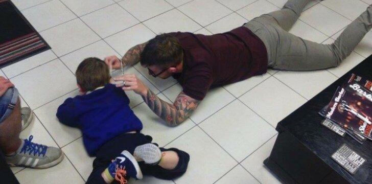 Kirpėjo poelgis su autistu berniuku pravirkdė net kietaširdžius