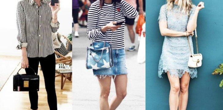 Stilingi aprangos deriniai iki 50 eurų