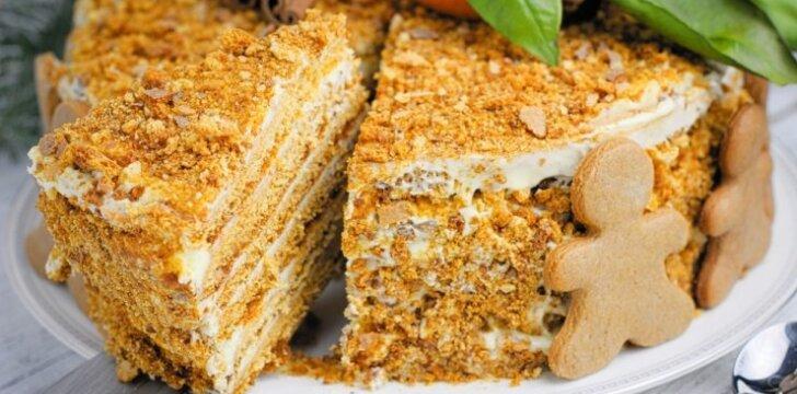 Medaus tortas