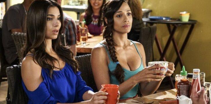 5 įdomiausi rudens serialai, kuriuos turėtų pažiūrėti kiekviena mergina