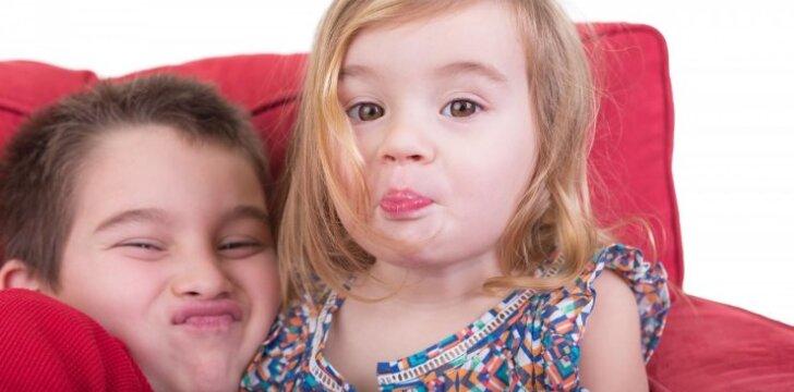 Pavydas tarp vaikų: ar įmanoma išvengti
