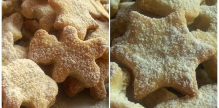 Paprastai pagaminami, bet nepaprastai skanūs sausainiai