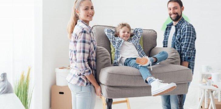 Tėvai Vilniuje kviečiami į nemokamus užsiėmimus apie vaikų auklėjimą