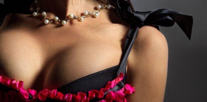 Didesnė ir stangresnė krūtinė be plastinės operacijos