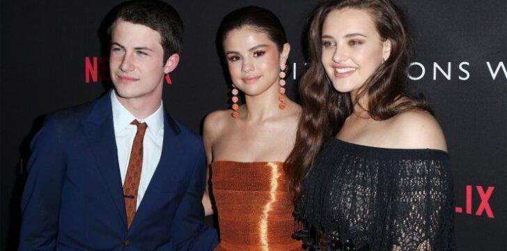 Selena Gomez žada: šis jaunimo serialas nukonkuruos visus