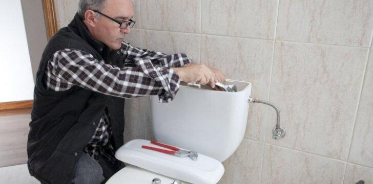 Mažas vonios kambarys: kaip nesuklysti jį įrengiant?