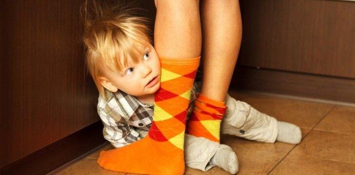 Ko dažniausiai bijosi vaikai: 13 baimių ir patarimai, kaip jas įveikti