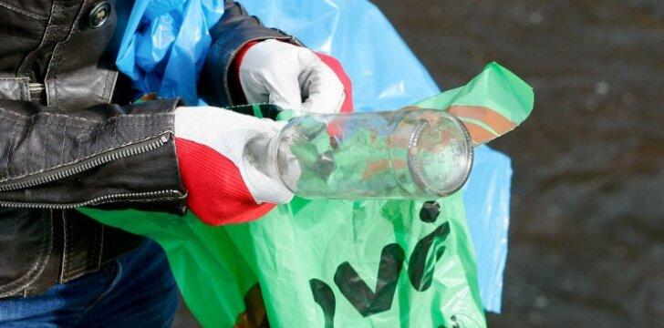 Lietuviai rūšiuoja vis daugiau atliekų
