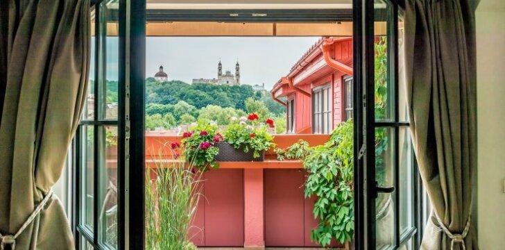180 kv.m apartamentai Užupyje: sunku rasti prie ko prikibti