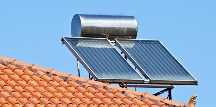 Ekonomiškas vandens šildymas: ar jau galime pamiršti saulės kolektorius?