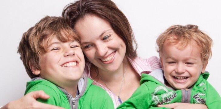Kurių Zodiako ženklų mamos užaugina laimingiausius vaikus