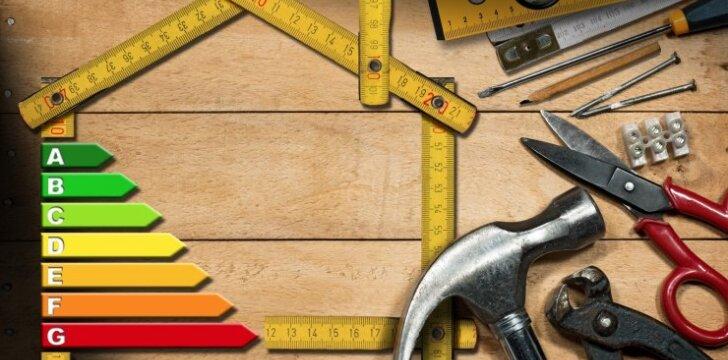 A energinio naudingumo klasės pastatas: dalykai, į kuriuos reikia atkreipti dėmesį