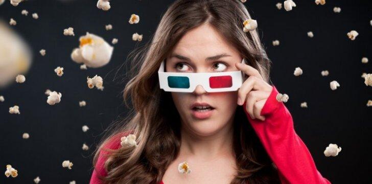 Gydytoja atskleidžia, ar 3D filmai kenkia vaikams