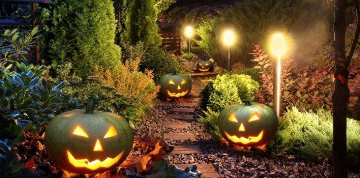 Helovinui artėjant: ar namai gali žudyti?