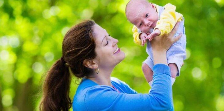 50 gražiausių sentencijų apie vaikus ir motinystę