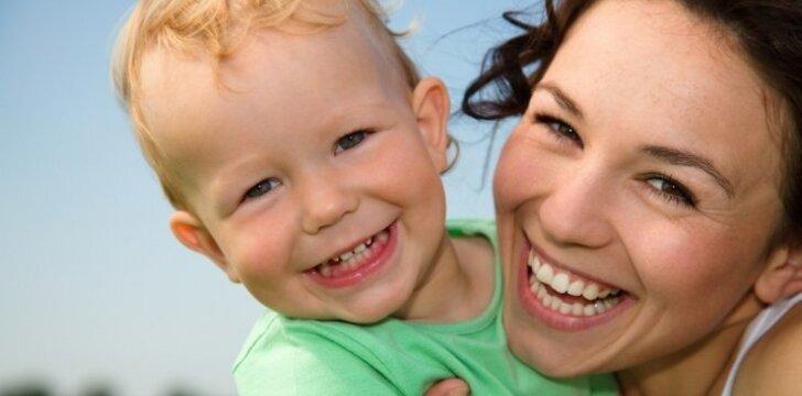 Mano gimdymo istorija: tapau mama po 40 -ies